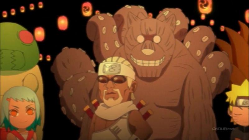 Наруто Ураганные хроники Naruto Shippuuden Считалочка Хвостатых Ancord Анкорд 330 серия