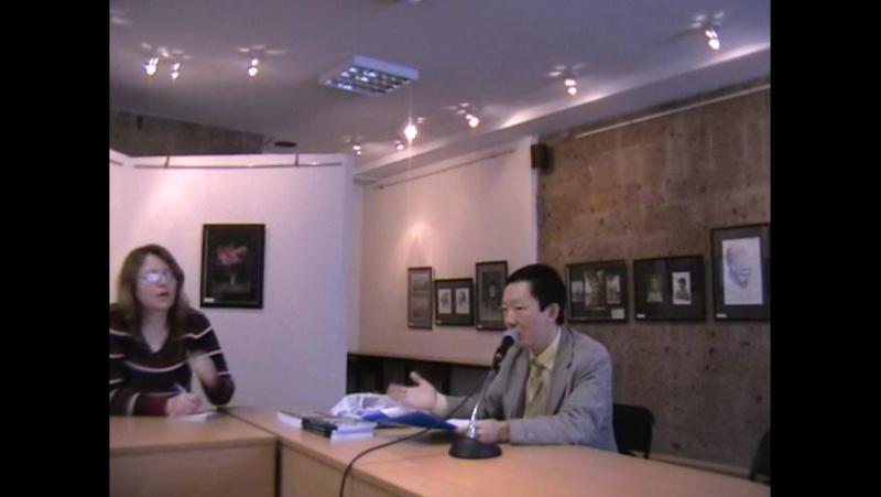 Лекция юнгианского аналитика (IAAP, МААП) Льва Хегая Духовные поиски человека в современном мире