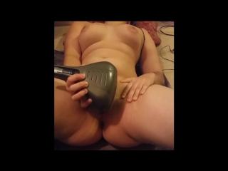 Clit stim vibrator orgasm
