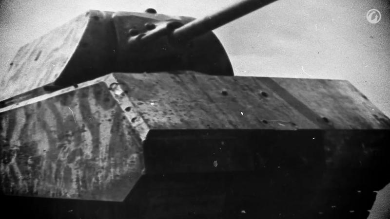 Загляни в реальный танк Маус_ гигантская бронемышь. В командирской рубке