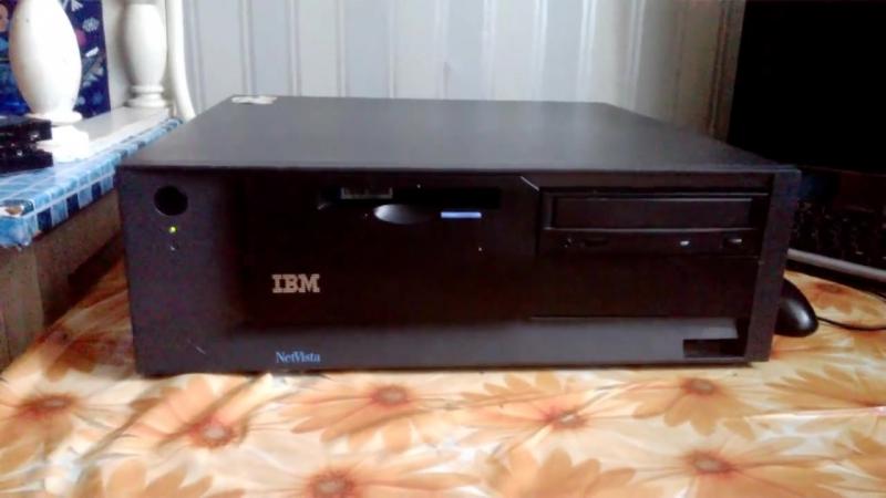 [Maddy MURK] Собираю очередной БОМЖ ПК [4] - Intel 2.7, 1GB RAM, 128 VIDEO каноничный корпус IBM