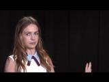 Britt Robertsons harsh words for Arie Luyendyk Jr