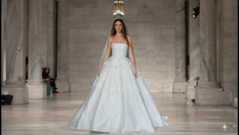 Reem Acra Fall Winter 2018 Bridal Collection