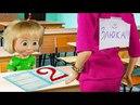 СБОРНИК №1 ПРО ШКОЛУ! Мультфильмы с куклами Барби