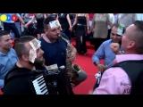 Борко Радивоевич (аккордеон) и его ансамбль, на сербской свадьбе!