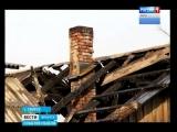 Три ребенка погибли на пожаре в Свирске