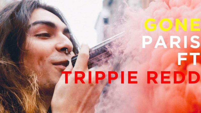 Paris - GONE (ft. Trippie Redd) | 300 Ent (Official Audio)