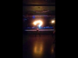 Grand Opera club fireshow