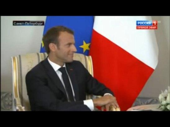 60 минут 19 00 24 05 18 СПЕЦВЫПУСК ПМЭФ 2018 встреча Путина и Макрона