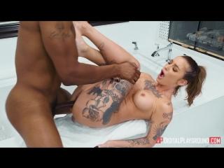 Kleio Valentien & Isiah Maxwell [HD 1080, All Sex, Interracial, Big Tits, Blonde, Tattoo, Squirt, Hairy, Cumshot]