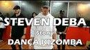 Dança Kizomba Stony Studio MRG STEVEN DEBA
