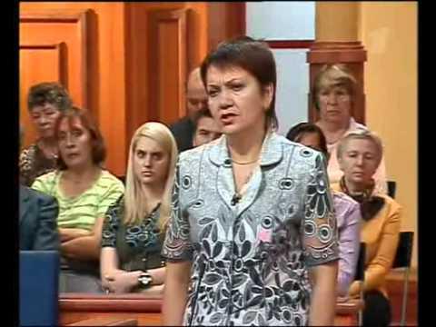 Федеральный судья выпуск 111 от30,01 судебное шоу 2008 2009