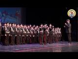 Выступление нефтеюганских кадетов.