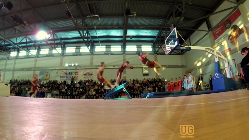 UGThe Freestyle-dunkers Russia