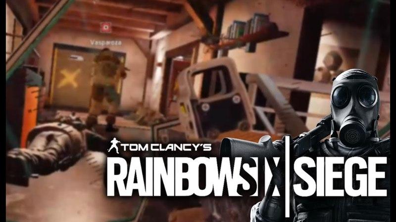 Штурмовой отряд сомнительного назначения Tom Clancy's Rainbow Six Siege