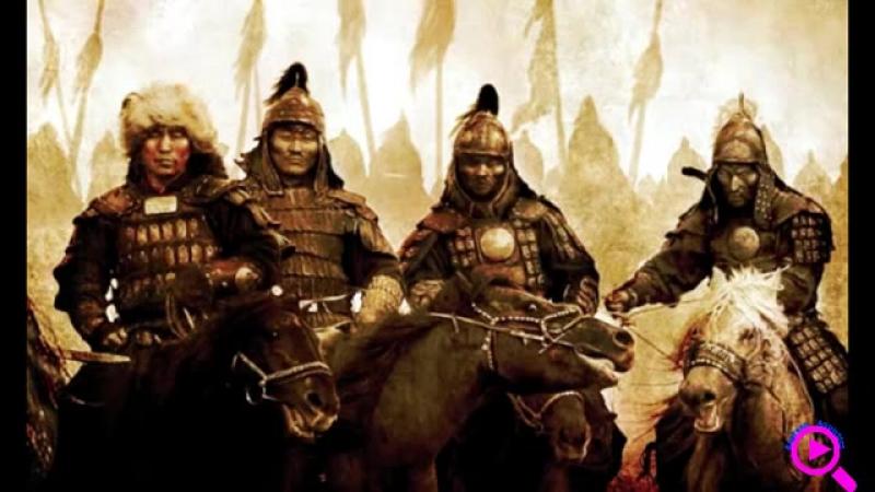 Тувинцы - элитные воины Чингис-Хана