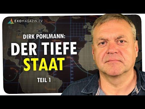 Der Tiefe Staat: Geheime Machtstruktur kontrolliert die Politik (1) - Dirk Pohlmann | ExoMagazin