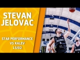 Legendary Star Performance. 49+15 by Stevan Jelovac. 49+15. Nuff said