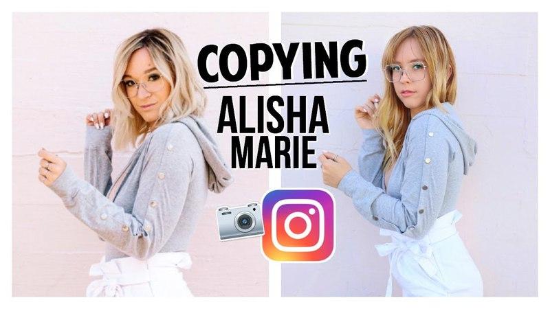 Copying Alisha Marie's Instagram!   Ashley Nichole