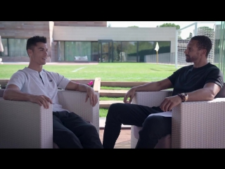 Nike Football Presents - The Conversation Ft. Cristiano Ronaldo  Rio Ferdinand