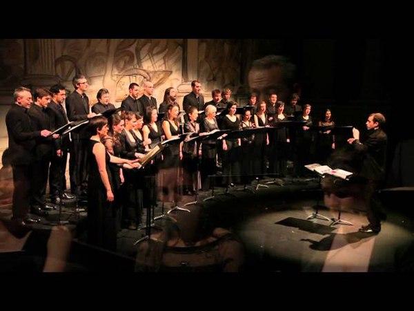 Olivier Messiaen, O sacrum convivium - Ensemble vocal Aedes
