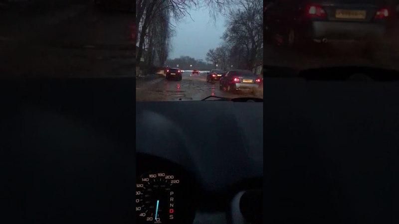 Дорога в Стрелице