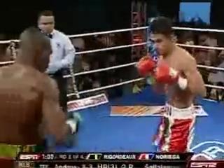 2009-05-22 Guillermo Rigondeaux vs Juan Noriega