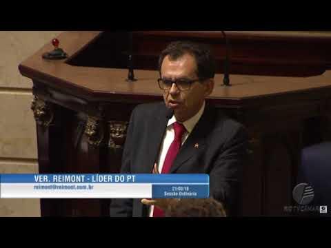 Reimont comenta irresponsabilidade que Crivella falou na Rocinha