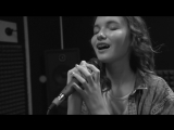 Арина Данилова. Видео с репетиции. Naughty Boy - Runnin (cover)