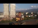 Владислав Дудник - Radioactive (ukulele cover)