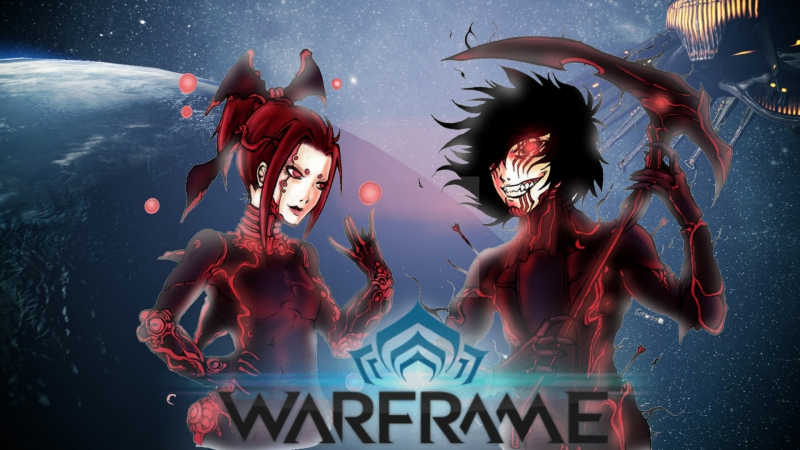 Warframe 1 Обзор, начало фантастического мира