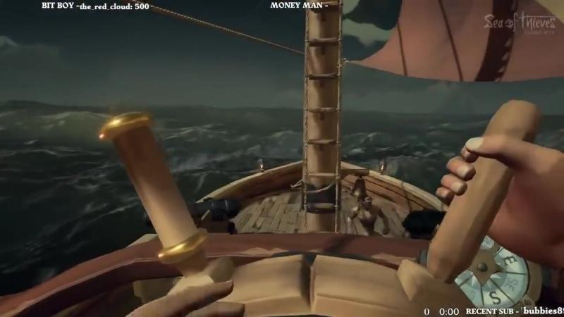 Sea Of Thieves- CAPTAIN LOOK! (FULL VIDEO) - vk.com/hwgpub