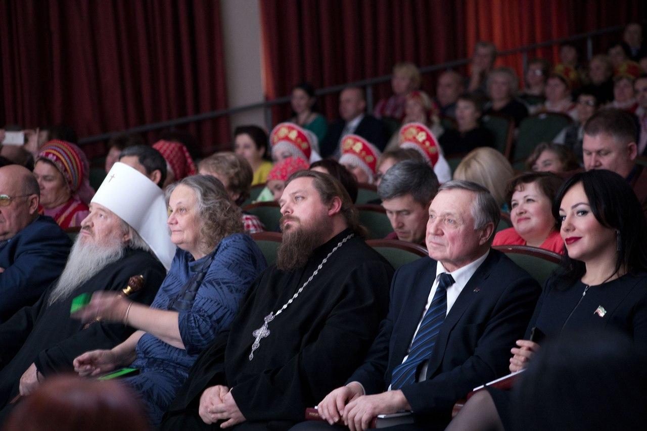 Протоиерей Алексей Чубаков принял участие в юбилейном мероприятии Русского НКО Татарстана