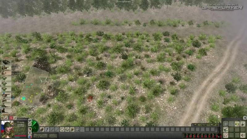 [GamePlayerRUS] В Тылу Врага 2: Штурм [МОД: Грозовые Ворота] — Первый взгляд / GamePlayerRUS (Часть 1)