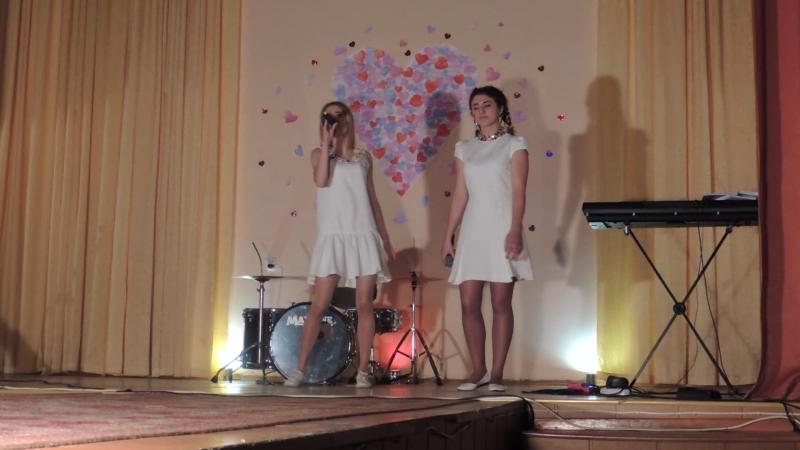 Алина и Юля Подружка