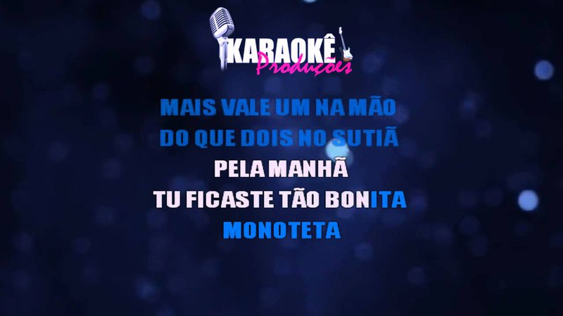Vira Vira - Mamonas Assassinas (KARAOKE COMPLETO)