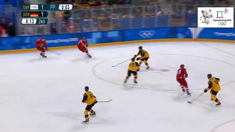 Россия - Германия, финал хоккей 2018 олимпиада. Обзор матча, лучшие моменты - PyeongСhang 2018