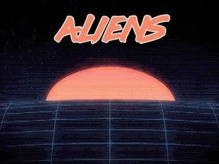 Lootus - Aliens - Synthwave/Retrowave