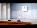 Менуэт Боккерини. Межрегиональный хореографический конкурс Энергия Севера. Катя - лауреат III степени.