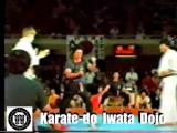 Makoto Nakamura vs Dolph Lundgren - Kyokushin 2nd World Tournament 1979