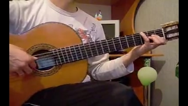 "Мурка на гитаре.Жесть ""Murka"" on the guitar!"