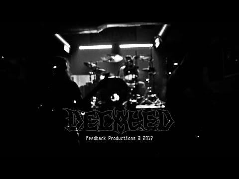 DECAYED - Live at Bota Baixo (MeTal bar em Montijo, Portugal) (live video)