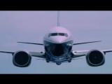 Эпичное промо-видео двух новых самолетов Boeing 787-10 Dreamliner и 737 MAX 9