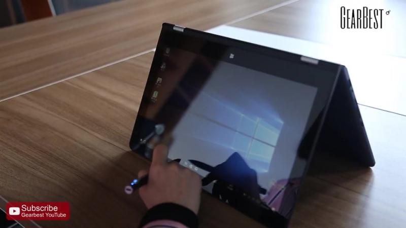 Foldable VOYO V3 Pro Notebook with Fingerprint Sensor