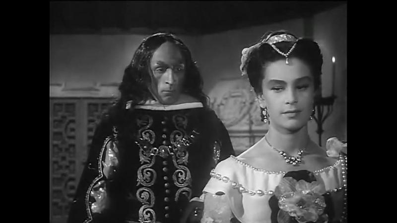«Дон Сезар де Базан» (1957) - драма, реж. Иосиф Шапиро