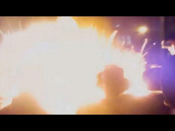 Watch Explosion at Jewish festival, 10 injured.