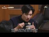 Let's Eat Dinner Together 180117 Episode 65 English Subtitles