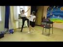 первые этюды по сценическому бою