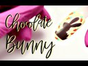 💅Mix Media💅 Easter Chocolate Bunny Nailart Proste wielkanocne zdobienie Odette Swan