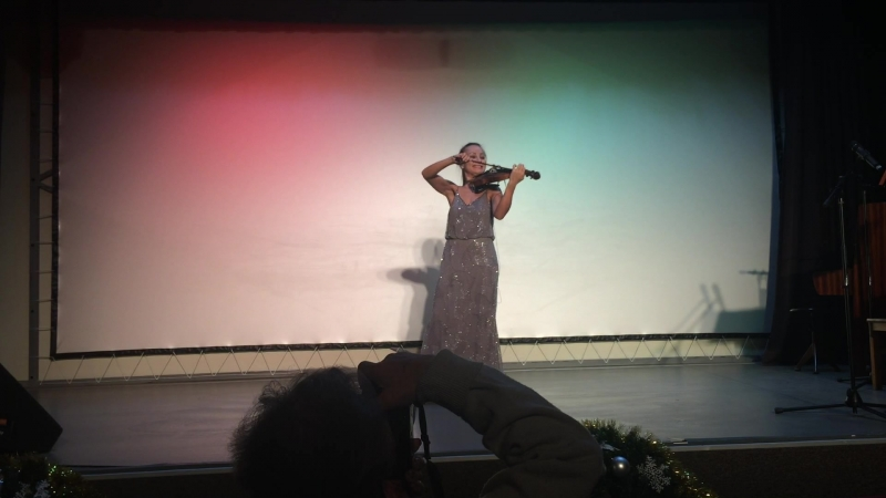 Ирина Гуськова. Антонио Вивальди - Гроза (Шторм).